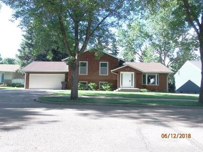 Bismarck Single Family Home For Sale: 1816 Kennedy Av