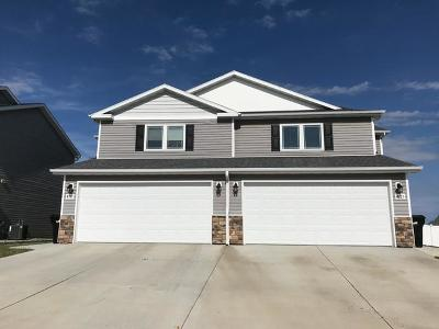 Bismarck ND Condo/Townhouse For Sale: $224,990