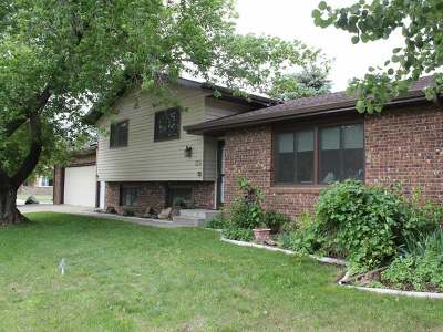 Bismarck Single Family Home For Sale: 126 Reno Ave E