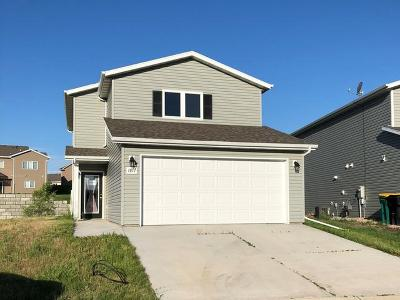 Bismarck Single Family Home For Sale: 1017 Madison La