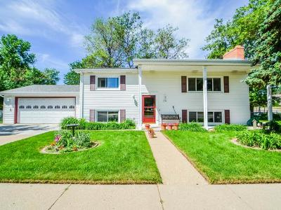 Bismarck Single Family Home For Sale: 1716 Thompson St