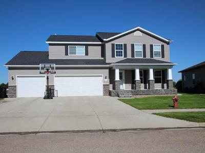 Mandan Single Family Home For Sale: 3713 Bay Shore Bend SE
