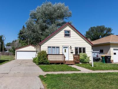 Bismarck Single Family Home For Sale: 822 17 St N