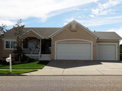 Bismarck Single Family Home For Sale: 1207 Territory Dr