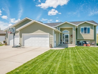 Bismarck Single Family Home For Sale: 1114 Sorrento Pl