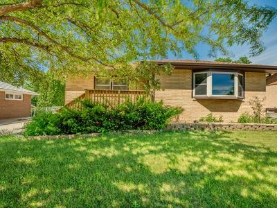 Mandan Single Family Home For Sale: 1711 Monte Dr NW