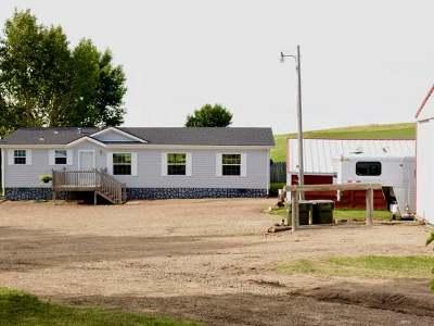 Mandan Single Family Home For Sale: 3080 County Rd 139