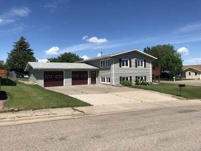 Mandan Single Family Home For Sale: 815 Johns Dr NE