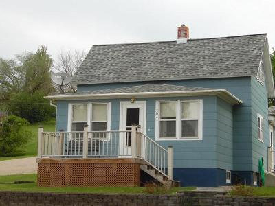 Washburn Single Family Home For Sale: 304 4th Ave