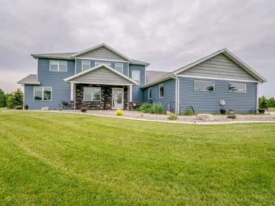Bismarck Single Family Home For Sale: 3421 Bottom Rd