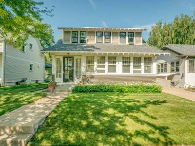 Bismarck Single Family Home For Sale: 812 6th St N