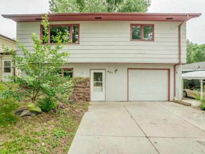 Bismarck Single Family Home For Sale: 601 12 St S