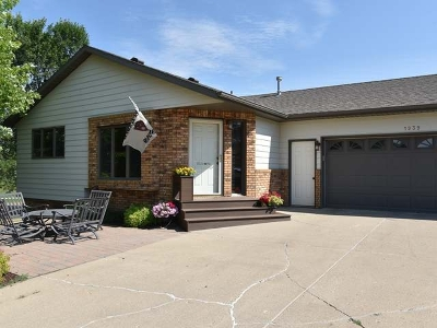 Bismarck Single Family Home For Sale: 1939 Adams La