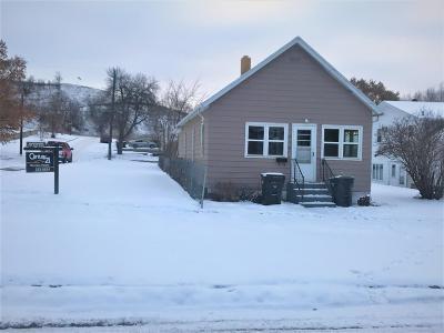 Mandan Single Family Home For Sale: 410 2nd Avenue NE