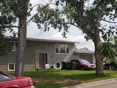 Mandan Single Family Home For Sale: 216 Crown Butte Dr