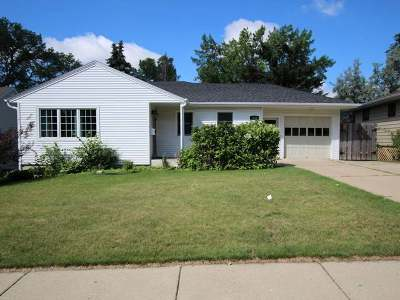Bismarck Single Family Home For Sale: 1318 2nd St N