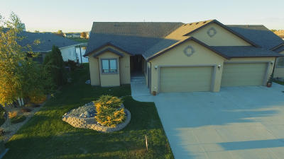 Bismarck Single Family Home For Sale: 4018 Downing Street