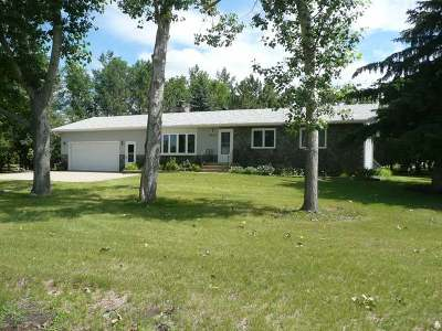 Bismarck Single Family Home For Sale: 4535 Roundup Rd W