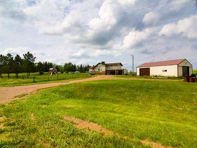 Beulah, Hazen Farm For Sale: 6135 22nd St SW