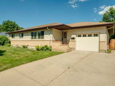 Bismarck Single Family Home For Sale: 813 Midway Dr