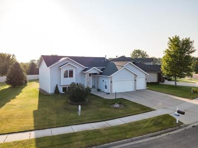 Mandan Single Family Home For Sale: 3016 Bay Shore Bend SE