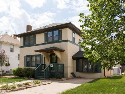Bismarck Single Family Home For Sale: 826 6th St N