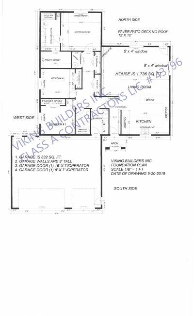 Bismarck Single Family Home For Sale: 5430 Olive Tree Dr