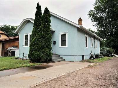Bismarck Single Family Home For Sale: 1010 E Av E