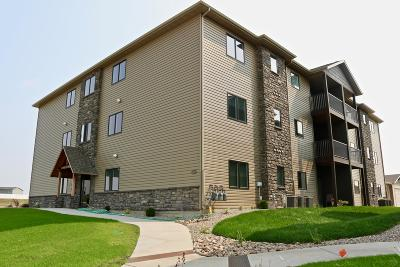 Bismarck Condo/Townhouse For Sale: 3419 Hamilton St #6