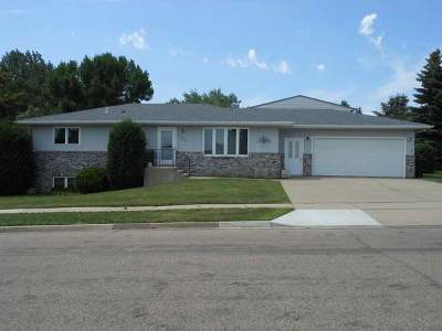 Bismarck Single Family Home For Sale: 3738 Montreal St
