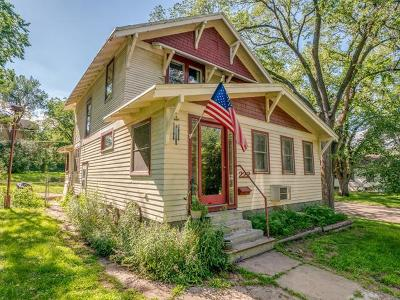 Bismarck Single Family Home For Sale: 222 Custer Park St W