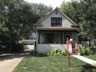 Bismarck Single Family Home For Sale: 718 Mandan St N