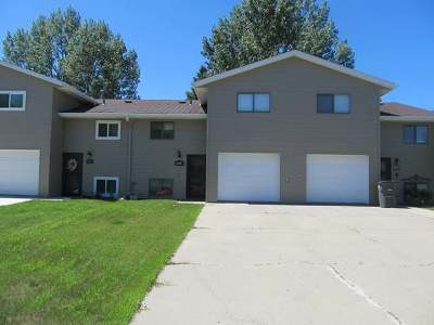 Washburn Condo/Townhouse For Sale: 1064 C Custer Dr