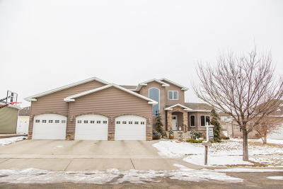 Bismarck Single Family Home For Sale: 1307 Eagles View Pl