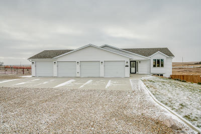 Bismarck Single Family Home For Sale: 8913 Prairie Hills Drive
