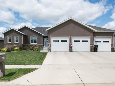 Bismarck Single Family Home For Sale: 4116 High Creek Rd