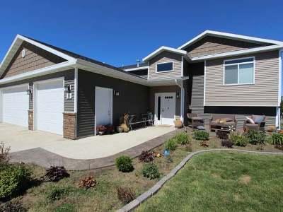 Mandan Single Family Home For Sale: 206 Philip Court SE