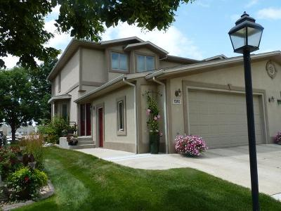 Bismarck ND Condo/Townhouse Sold: $429,900