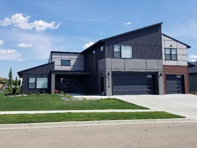 Bismarck Single Family Home For Sale: 4719 Grey Hawk Ln
