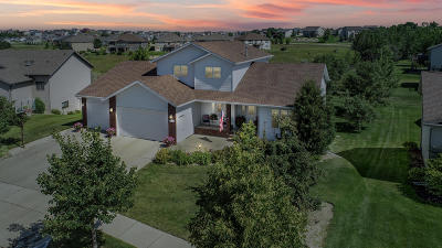 Bismarck Single Family Home For Sale: 806 Stagecoach Circle