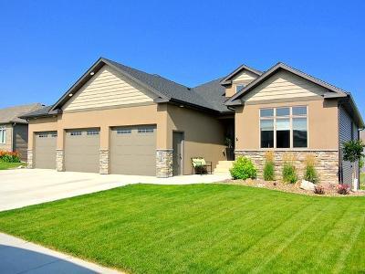 Bismarck Single Family Home For Sale: 606 Slate Dr
