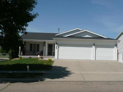 Bismarck Single Family Home For Sale: 3012 Stonewall Dr