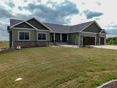 Bismarck Single Family Home For Sale: 7753 Scenic Hills Rd