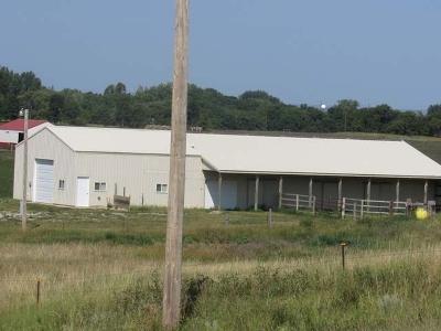 Bismarck Farm For Sale: 6400 55th Avenue SE
