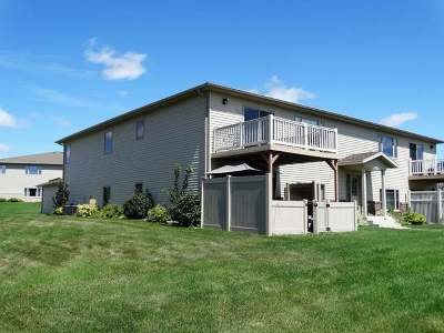 Bismarck Condo/Townhouse For Sale: 3515 19th St N #3