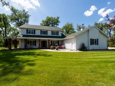 Bismarck Single Family Home For Sale: 6609 Deerewood La