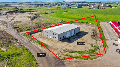 Bismarck Commercial For Sale: 2326 Fido Drive