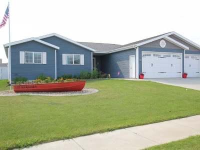 Bismarck Single Family Home For Sale: 3308 Northrop Dr