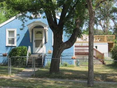 Bismarck Single Family Home For Sale: 623 16th St