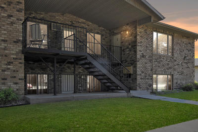 Bismarck Condo/Townhouse For Sale: 1321 Thayer Av E #5